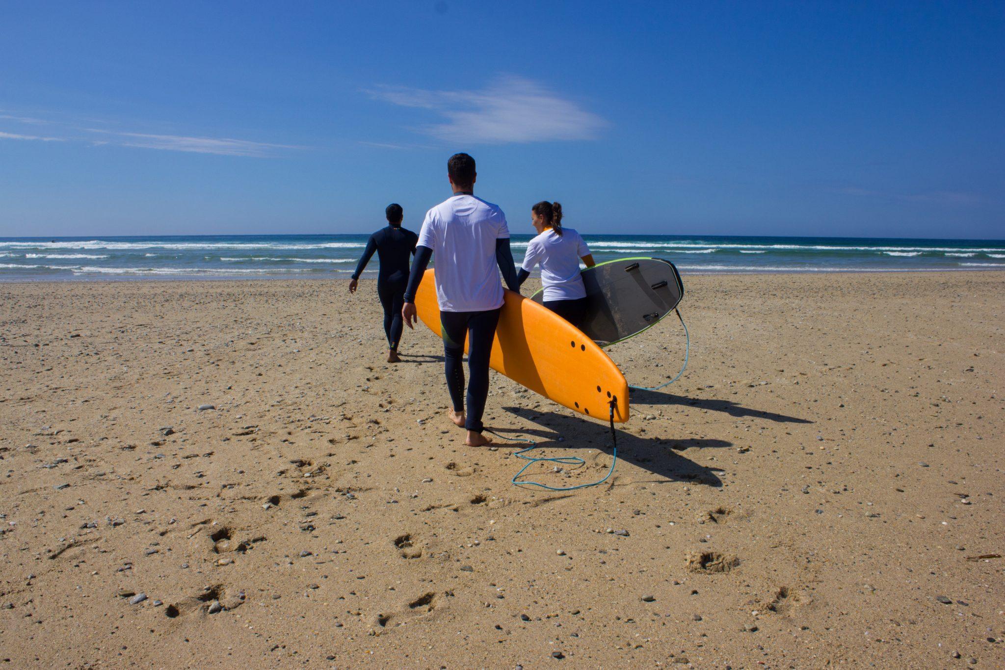 Escuela de Surf Coruña