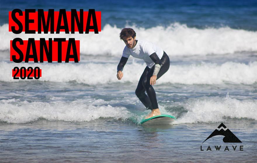 Semana Santa SurfCamp