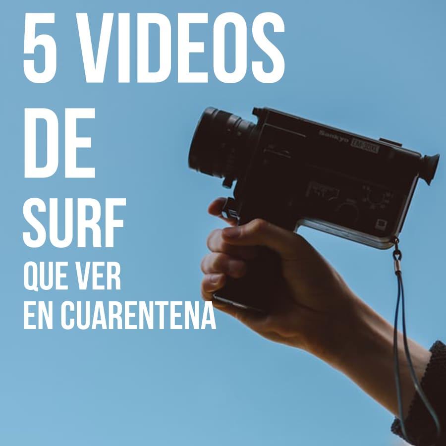 5 video que ver en cuarentena