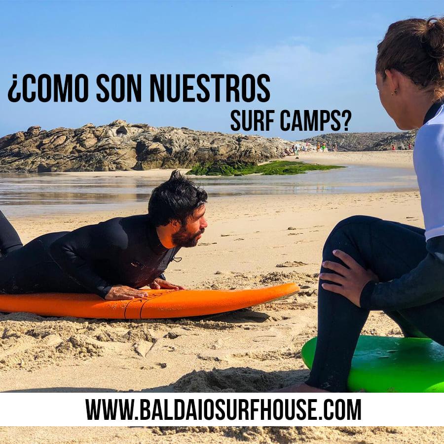 SurfCamp de verano