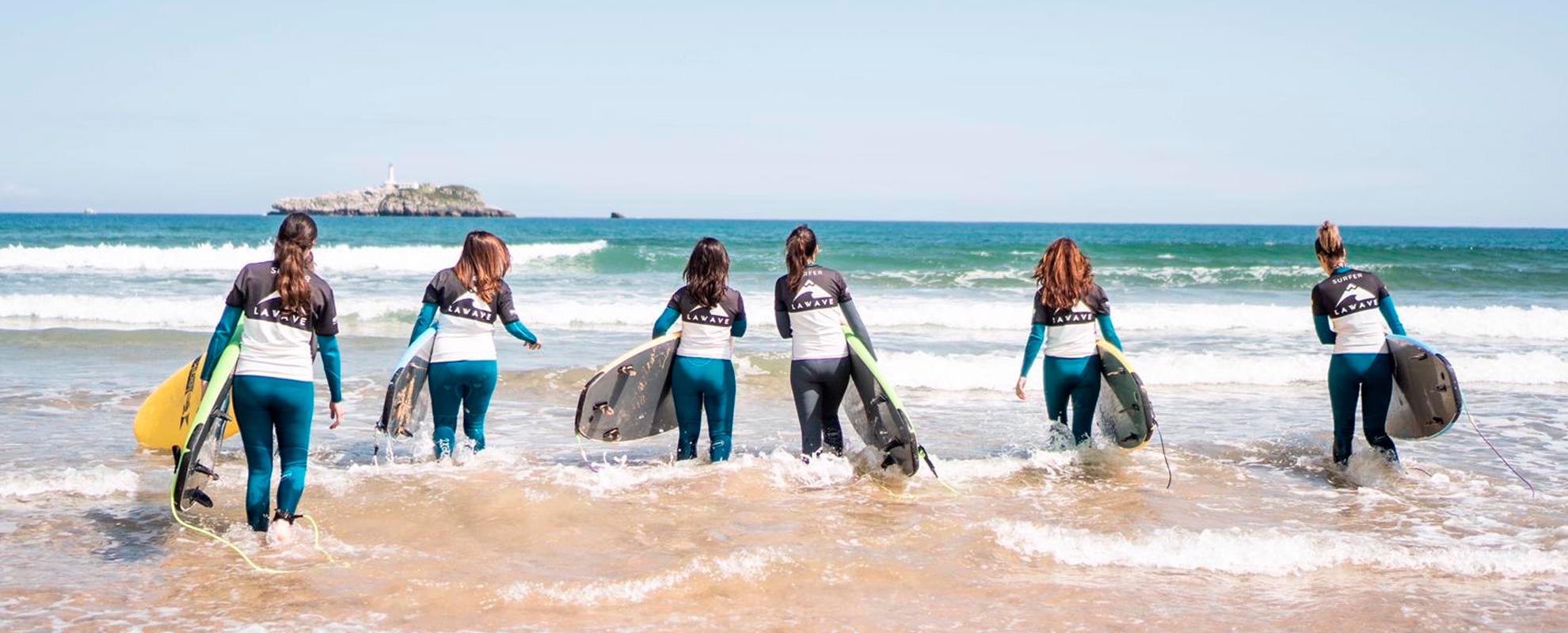 SURF CAMP EN SOMO