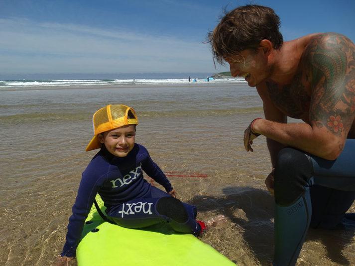 SurfCamp Menores Jovenes en Somo Cantabria Oferta Verano 2019