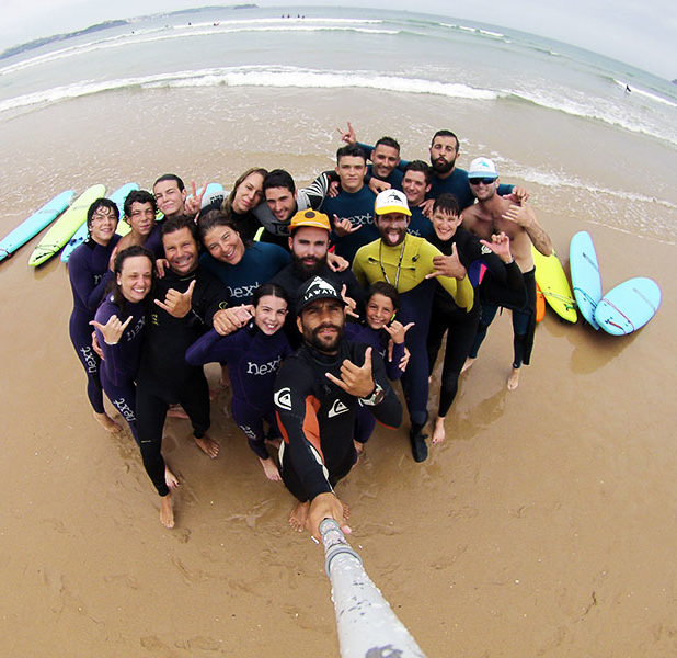 Surf School Cantabria La Wave Surf Co