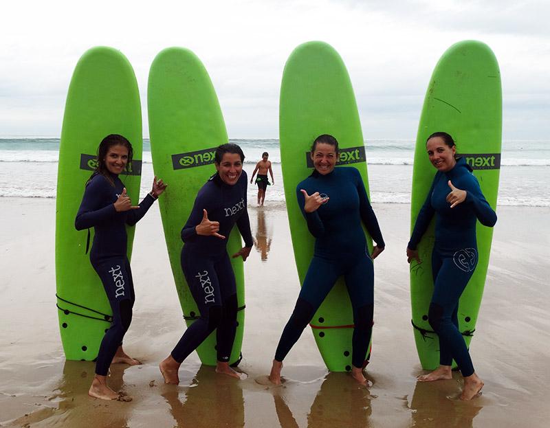Surf School Cantabria La Wave Surf Co