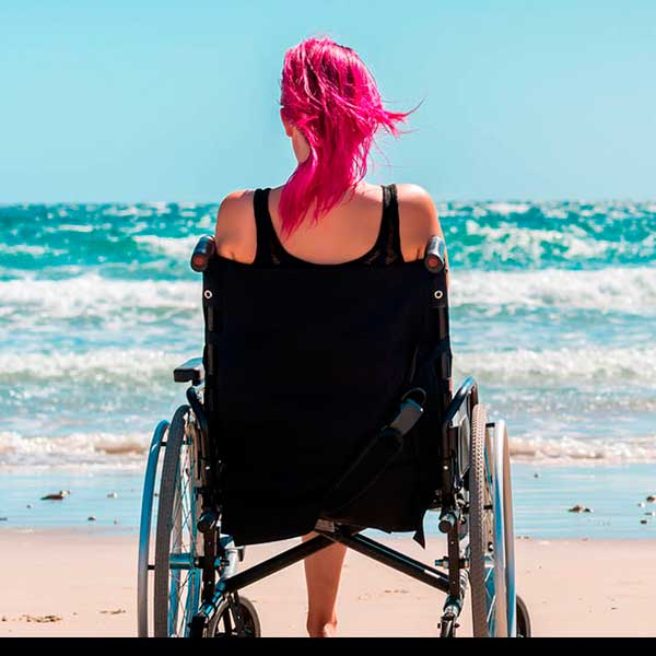 Surf para discapacitados